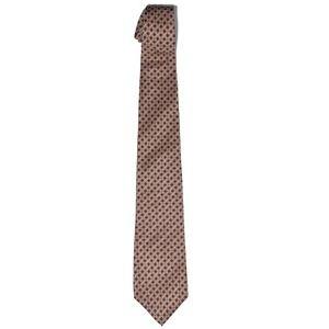 Calvin Klein Accessories - Calvin Klein Geometric Silk Tie Made in USA